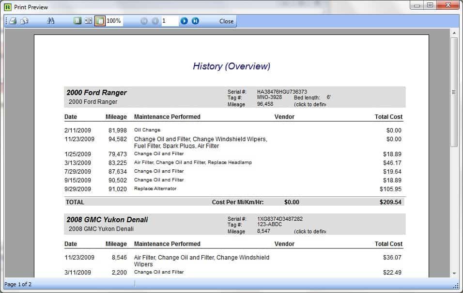 Easily Generate Custom Reports